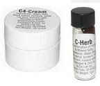 C-4 Cream and C-Herb External