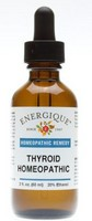 Thyroid Homeopathic (2 oz.)