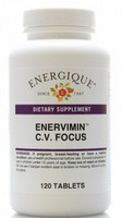 Enervimin C.V. Focus (120 tabs)Temporarily unavailable