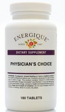 Physician's Choice 180 tabs  Multiple Vitamis & Minerals
