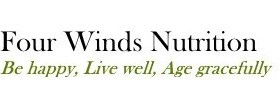 Four Winds Logo Letters