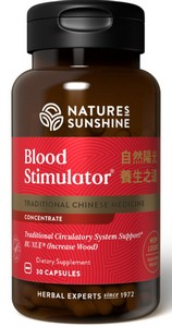 Blood Stimulator TCM Conc. (30 caps) - Blood Build