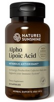 Alpha Lipoic Acid (60 caps) (ko)Glutathione Boosting Supplement