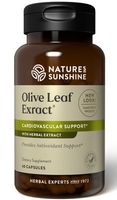 Olive Leaf Extract Conc. (60 caps) (ko)