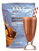 IN.FORM Metabolic Age Support Chocolate Protein Shake (705 g)