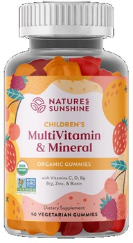 Children MuliVitamins & Minerals