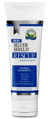 Silver Shield Rescue  3 oz. 24 PPM - Gel