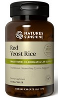 Red Yeast Rice (120 caps) (ko)