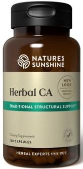 CA, Herbal (100 caps) (ko)