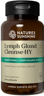 Lymph Gland Cleanse - HY 100 caps