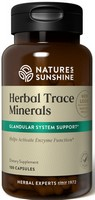 Herbal Trace Minerals (100 caps) (ko)
