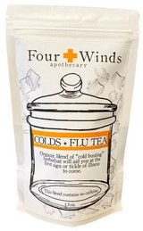 Four Winds Cold and Flu Tea Blend