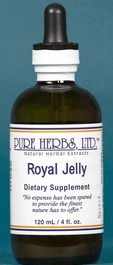 Royal Jelly - 4 oz.